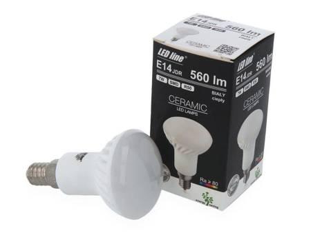 LED line® E14 SMD 170-250V 7W 560lm 2700K R50
