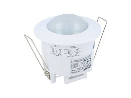 ORNO Czujnik ruchu 360st. IP20 230V 1200W do sufitów podwieszanych