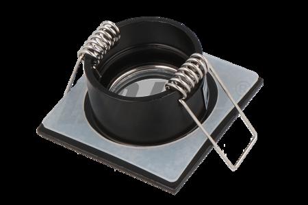 Oprawa wodoodporna MR11 kwadratowa czarna