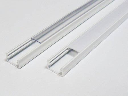 Profil nawierzchniowy biały lakierowany typ A 1 metr