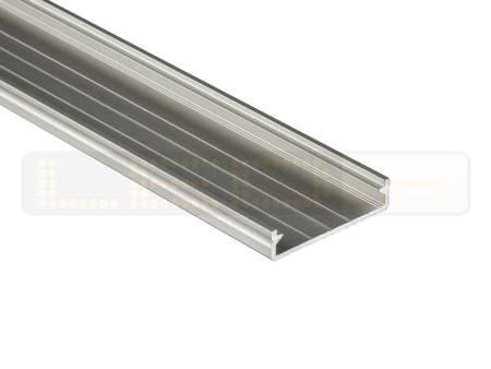 Profil nawierzchniowy srebrny anodowany typ SOLIS 2 metry