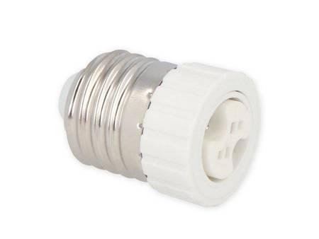 Przejściówka żarówki (adapter) E27 > MR16