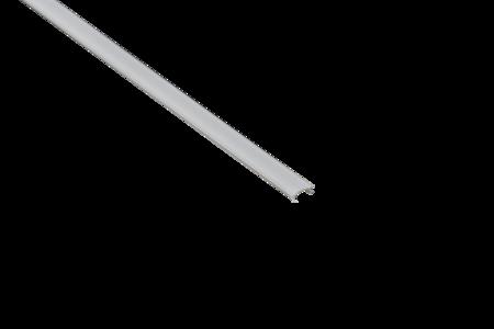 Szybka wciskana SLIM do profilu Lumines typ X mleczna 2 metry