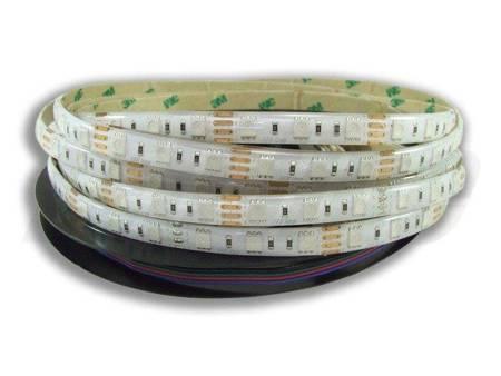 Taśma LED line 300 SMD 5060 RGB w powłoce silikonowej IP65 5 metrów