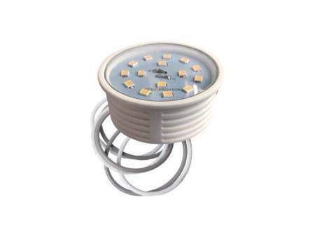 Żarówka LED line płaska meblowa 50mm 230V 5W 400lm biała zimna 6500K