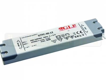 Zasilacz LED GTPC-30-12 2.5A 30W 12V