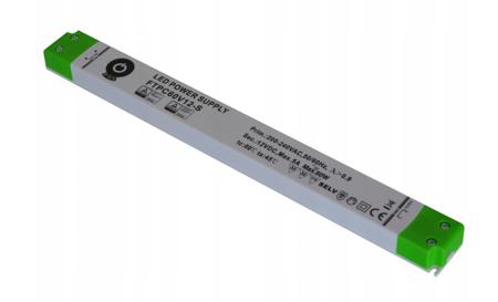 Zasilacz LED napięciowy FTPC60V12-S 5A 60W 12V